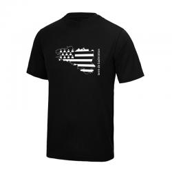 T-Shirt Carte Bretagne...