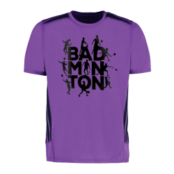 Maillot violet Homme...