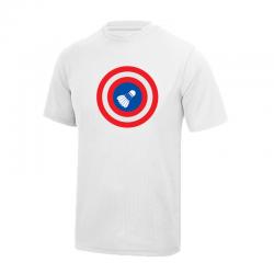T-Shirt Blanc CIBLINGTON...