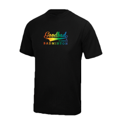 T-shirt Goodbad Badminton...
