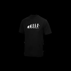 T-Shirt noir enfant...