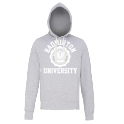 BADMINTON UNIVERSITY Grey...