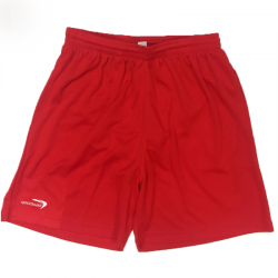 Short Goodbad badminton rouge