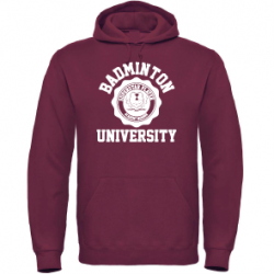 BADMINTON UNIVERSITY SWEAT...