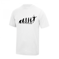 T-shirt BADMINTON EVOLUTION...