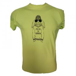 T-Shirt Enfant Jaune...