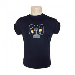 T-shirt GAME START Goodbad...