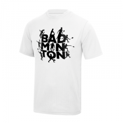 T-SHIRT Blanc Goodbad...
