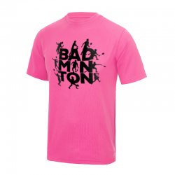T-SHIRT BADMINTON...