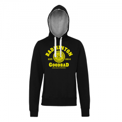 SWEAT Noir BEST SPORT Jaune
